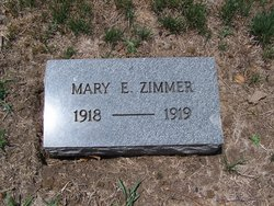Mary Edith Zimmer