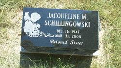 Jacqueline M Schillingowski