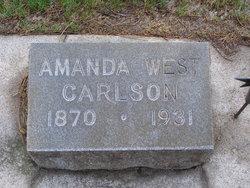 Amanda <i>West</i> Carlson