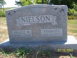 Frances Fannie <i>Hundley</i> Nielson