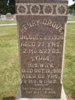 Henry Grove