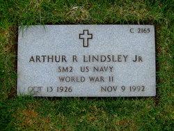 Arthur Raymond Lindsley