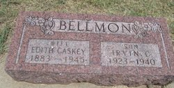 Edith Eleanor <i>Caskey</i> Bellmon