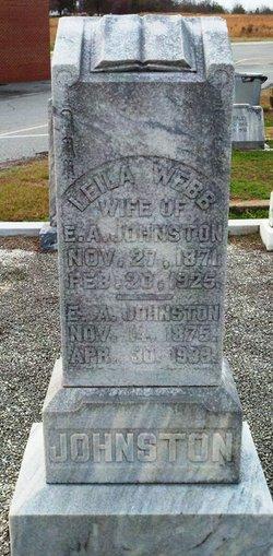 Edwin Andrew Johnston