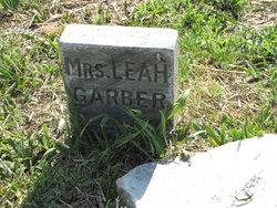 Leah Garber