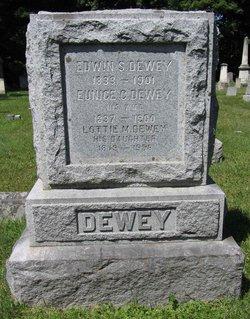 Eunice Courance <i>Howe</i> Dewey