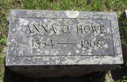 Anna O. <i>Kellogg</i> Howe