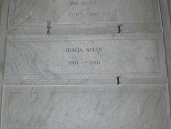 Idalia Lee <i>Lovelace</i> Allen