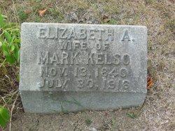 Elizabeth A <i>McConnell</i> Kelso