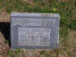 Ella Adeline Barfield