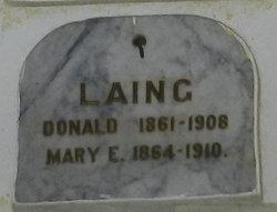 Donald Laing