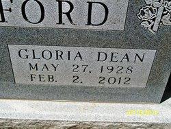 Gloria Dean <i>Francis</i> Crawford