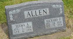Richard O Dick Allen