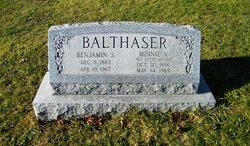 Benjamin S. Balthaser