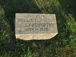 Nellie I. <i>Langworthy</i> Burdick