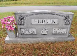Boyce E. Hudson
