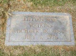 Lillian Mae <i>Tinsley</i> Watkins
