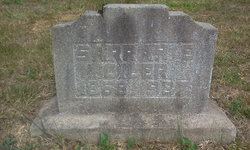 Sarah Ellen <i>Hill</i> Oiler