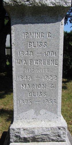 Marion Green Bliss