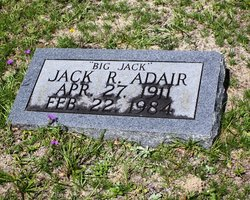 Jack Rudolph Big Jack Adair