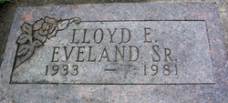 Lloyd Earnest Eveland, Sr