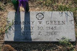 Danny W. Green