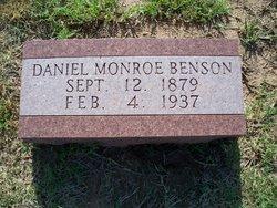 Daniel Monroe Mun Benson