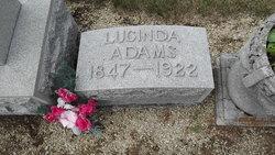 Lucinda Cindy <i>Counterman</i> Adams