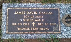 James David Case, Sr