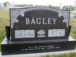 Mary Catherine <i>German</i> Bagley