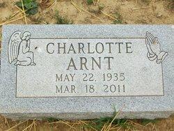 Charlotte Ann <i>McGowan</i> Arnt