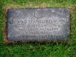 Leland S Jones