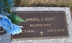 Sheryl L <i>Stevens</i> Rust