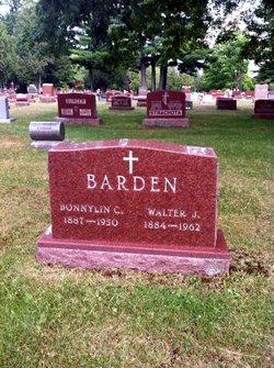Walter Joseph Barden