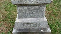 Maria Delia <i>Gott</i> Baker