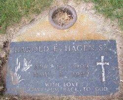 Harold Everett Hagen