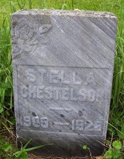Stella <i>Seever</i> Chestelson