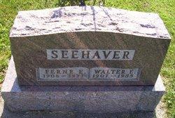 Ferne E <i>Jones</i> Seehaver