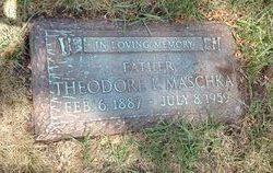 Theodore L Maschka
