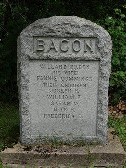 Fannie <i>Cummings</i> Bacon