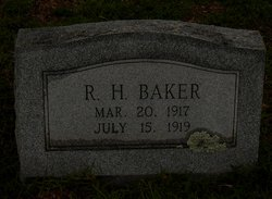 R. H. Baker