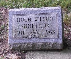Hugh Wilson Annett, Jr