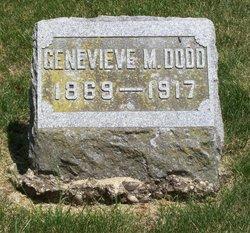 Genevieve E. Jennie <i>McKee</i> Dodd