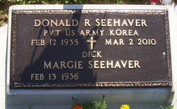 Donald R Dick Seehaver