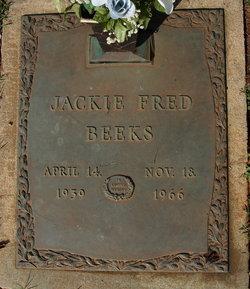 Jackie Fred Beeks
