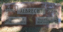 Harvey F Albrecht