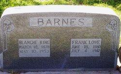 Frank Lowe Barnes