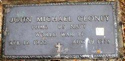 John Michael Cloney