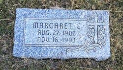 Margaret C <i>Robben</i> Brungardt
