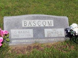Edward O Toby Bascom